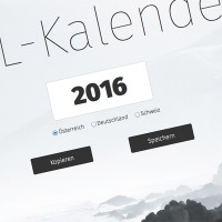 XML Kalender in Adobe Indesign